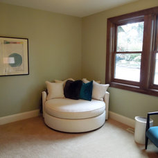 Traditional Bedroom by Garrison Hullinger Interior Design Inc.