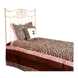 Zara Zebra Twin Bedding Set