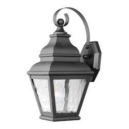 Livex Lighting - Livex Lighting 2601-04 Outdoor Lighting/Outdoor Lanterns - Livex Lighting 2601-04 Outdoor Lighting/Outdoor Lanterns