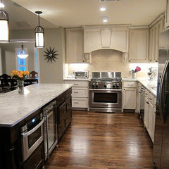 kitchen by Thomas Development and Construction