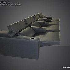 Modern Sofas by CINEAK luxury seating