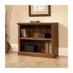 Sauder - Sauder Select 2 Shelf Bookcase in Washington Cherry - Sauder - Bookcases - 413792