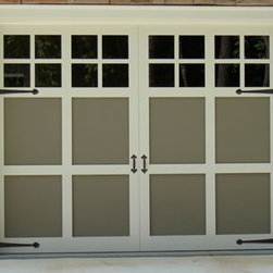 Traditional Garage Doors -
