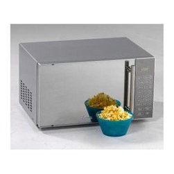 Avanti - 0.8CF 700 W Microwave Mirror Oven Broiler - Avanti MO8004MST 0.8 Cubic Foot Microwave Oven with Mirror Finished Door and Controls