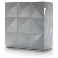 Modern Filing Cabinets by National Furniture Supply