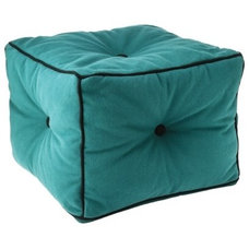 Contemporary Ottomans And Cubes by Target