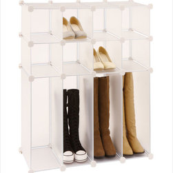 Shoe and Boot Storage Rack -
