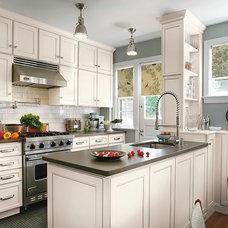 Traditional Kitchen by Parr Cabinet Design Center - NE Portland