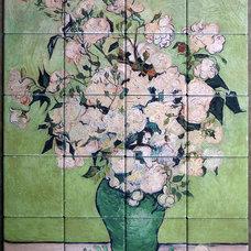 Traditional Tile by custom-tiles.com