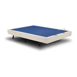 Adjustable Mattress Foundation - Why Adjust To Your Bed When It Can Adjust To You? Compliment your mattress purchase with an adjustable foundation for maximum comfort and a perfect night's sleep.
