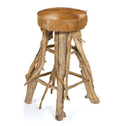Go Home Ltd - Go Home Ltd Cowboy Western Barstool X-70071 - Go Home Ltd Cowboy Western Barstool X-70071