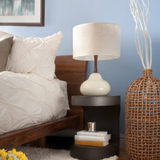 Contemporary Bedroom by PURVI PADIA DESIGN