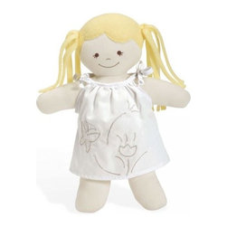 Friends of the Earth Doll, Blonde - - Recommended For Babies And Kids Of All Ages