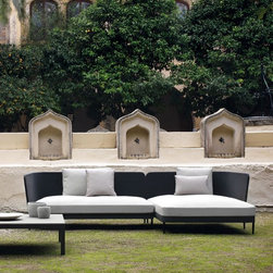 Outdoor - Kabu Sofa