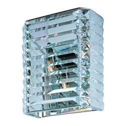 Maxim - Maxim 39783 Manhattan 2 Light ADA Compliant Wall Sconce - Product Features: