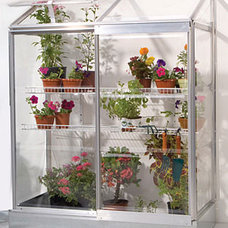 traditional greenhouses by Burpee