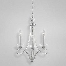 Modern Chandeliers by LBC Lighting