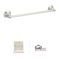 "Rohl - Rohl ROT1/30PN Polished Nickel Country Bath Country Bath 30"" Towel Bar - Country Bath 30"" Towel BarThe Rohl Country Bath collection matches a relaxed country lifestyle with refined Italian elegance. Inspired by the scenic regions of northern Italy, the Rohl Country Bath collection is also crafted there. This collection is the ideal combination of form and function. Look for a number of different variations within the Rohl Country Bath collection, with popular families like Verona, Alessandria, Hex, and Viaggio. Give your kitchen and bathroom an amazingly stylish update and upgrade with Rohl's Country Bath collection.Rohl ROT1/30 Features:Metal die cast construction – weight: 2 lbs.Superior finishing process – chemical, scratch, and stain resistantTowel bar length: 30""Easy to clean and installTowel bar length may be cut downExtra secure mounting assemblyAll mounting hardware includedFully covered under Rohl's limited lifetime warrantyManufactured in New Zealand, Western Europe, and/or North AmericaAbout Rohl:Excellence, durability, and beauty. Family values, integrity, and innovation. These are all terms which aptly describe Rohl and its remarkable selection of kitchen and bathroom faucets and fixtures. Since 1983, Rohl has maintained a commitment to providing high-quality plumbing products for residential and commercial applications, while assuring these fixtures would make a difference in the overall décor in the living space. With a dedication to excellence throughout the home, Rohl has been satisfying homes, schools, hospitality venues, and restaurants all around the world. Rohl specializes in providing timeless designs for every type of theme, including traditional, transitional, and modern. When Rohl suggests its products reflect the feel of a certain area outside the United States, it's more than just that. Rohl products are authentically crafted in towns in New Zealand, Western Europe, and North Am"