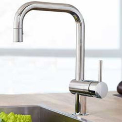 Kitchen Faucets - Product Features: