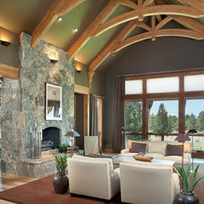 Rustic  by Alan Mascord Design Associates Inc