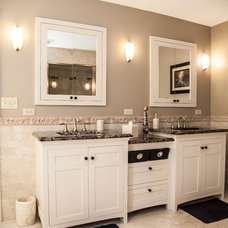 Traditional Bathroom Vanities And Sink Consoles by C&C Smith Lumber Company