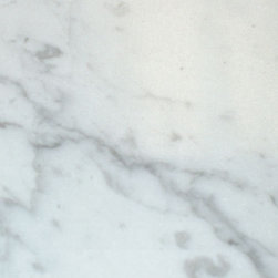 Carrera White Italian Marble - I agonized over using white marble in my kitchen and decided against it. I enjoy wine too much to risk the serious staining.