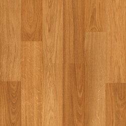 Laminate Flooring - Formica Fooring Heirloom Oak 12mm Laminate w/ Free Pad