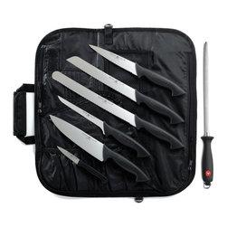 Wusthof - Wusthof Pro - 8 Pc Knife Kit - Includes: