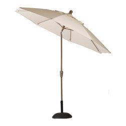 Patio Umbrella: 9' Crank - Auto Tilt - Summer Classics