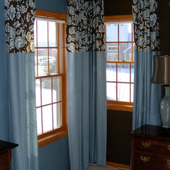 contemporary curtains by Michael John at Collaborative