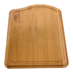 "Elkay - Elkay LKCB1417HW  Cutting Board - Elkay's LKCB1417HW is a Cutting Board. This durable hardwood cutting board brings just the right finishing touch to your kitchen, and measures 15-9/16"" x 18-3/4""."