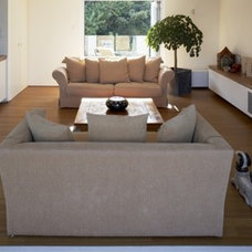 Modern Family Room by Original Vision Limited