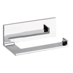 Vero Toilet Tissue Holder in Chrome