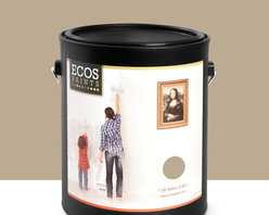 Imperial Paints - Eggshell Wall Paint, Gallon Can, Coffee and Cream - Overview: