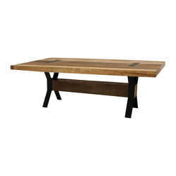 "Tyson 94"" Dining Table"