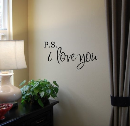 Contemporary Decals by Etsy