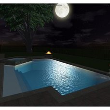 Contemporary Rendering by Tracy Allen