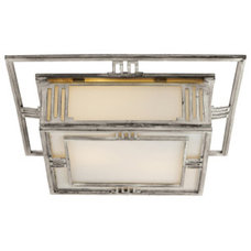 Eclectic Ceiling Lighting Enrique Flush Mount - TOB4220