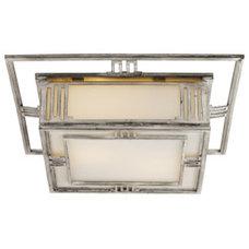 Eclectic Flush-mount Ceiling Lighting Enrique Flush Mount - TOB4220