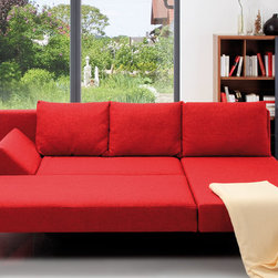 Party FFertig - PARTY SECTIONAL SOFA BED