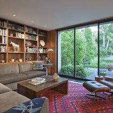 by SemelSnow Interior Design, Inc.