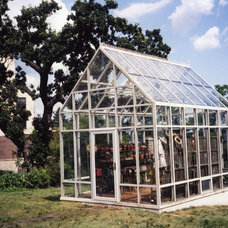 Contemporary Greenhouses by Solar Innovations, Inc.