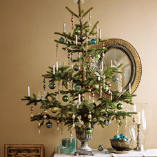 Image detail for -Christmas Decorating Theme: Vintage Chic