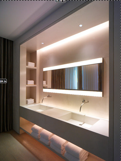 Modern  Modern Bathroom Sinks