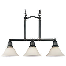 Transitional Pendant Lighting by Littman Bros Lighting