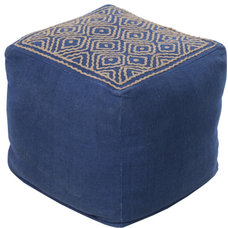 Contemporary Floor Pillows And Poufs by Surya