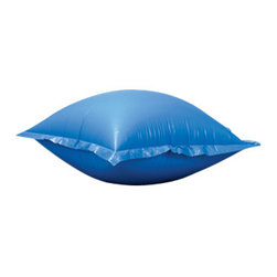 Blue Wave - Blue Wave Air Pillow - 4 ft x 4 ft - Air Pillow For Above-Ground Pools This Rugged 16-Gauge Vinyl Pillow Absorbs Freezing Water Pressure And Helps Protect Your Pool Walls. The Air Pillow Also Reduces Excess Rain, Snow, And Leaves On Your Winter Cover. Available In 4'X4', 4'X8' And 4'X15' Sizes.