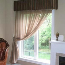 Curtains by Amazing Window Fashions