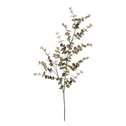 Silk Plants Direct - Silk Plants Direct Eucalyptus and Pine Cone (Pack of 12) - Pack of 12. Silk Plants Direct specializes in manufacturing, design and supply of the most life-like, premium quality artificial plants, trees, flowers, arrangements, topiaries and containers for home, office and commercial use. Our Eucalyptus and Pine Cone includes the following: