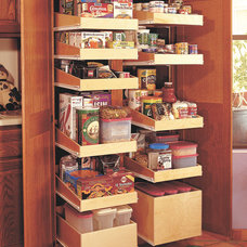 Contemporary Cabinet And Drawer Organizers by Handyman Matters of Wichita
